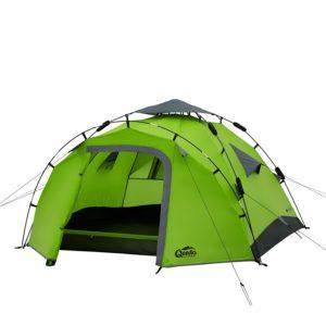 Sekundenzelt Qeedo Quick Pine 3, Campingzelt , Quick Up System, Verschiedene Farben - platz 4